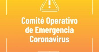 COMITÉ OPERATIVO DE EMERGENCIA