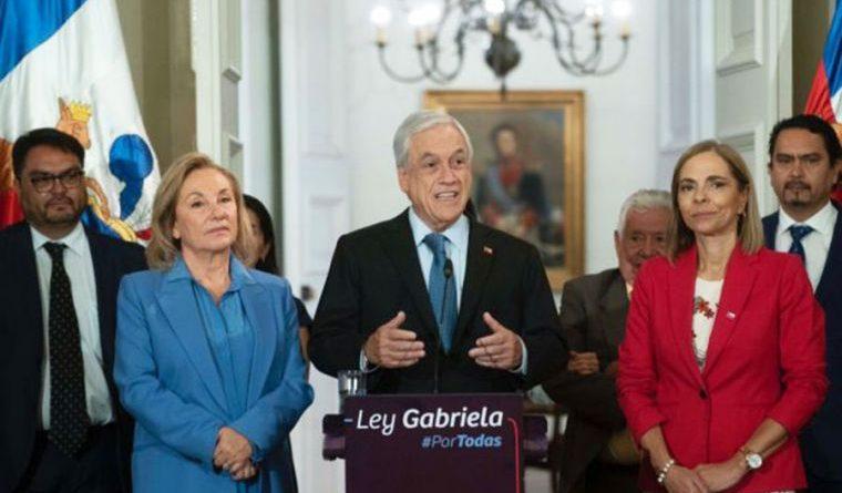 Piñera-Ley Gabriela