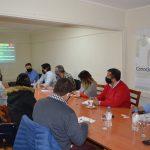 Se reunió la «Comisión de Seguimiento de la Coparticipación»