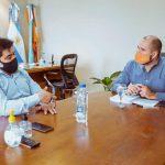 Tita reiteró la importancia del diálogo con los diversos actores políticos de la provincia