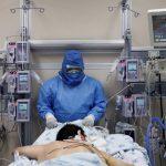 Se registró una baja en los contagios pero continúa elevada la cantidad de fallecidos