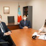 La provincia participó de la II Reunión del Consejo de Seguridad Interior